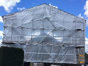 Leeds Scaffolding Hire Services Yorkshire